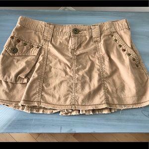 Dresses & Skirts - Size 5 junior size military skirt